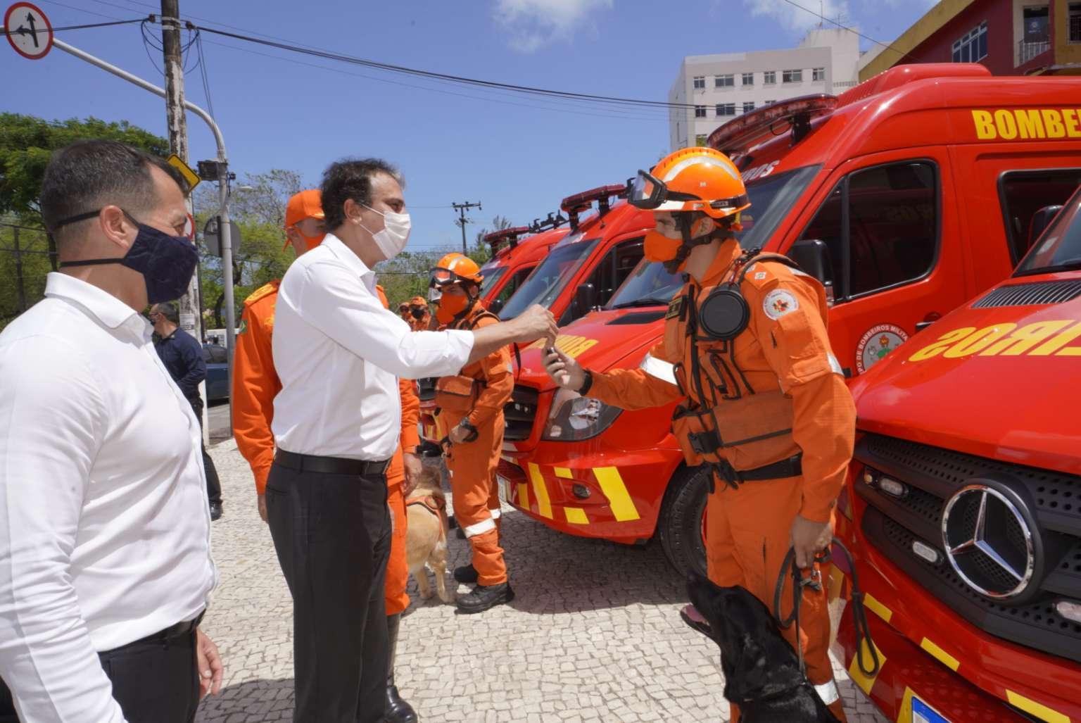 Governo do Ceará reforça combate a incêndios