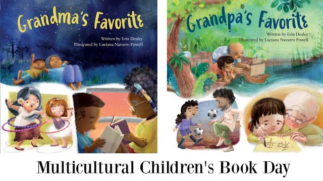 Grandma's Favorite and Grandpa's Favorite Book Reviews