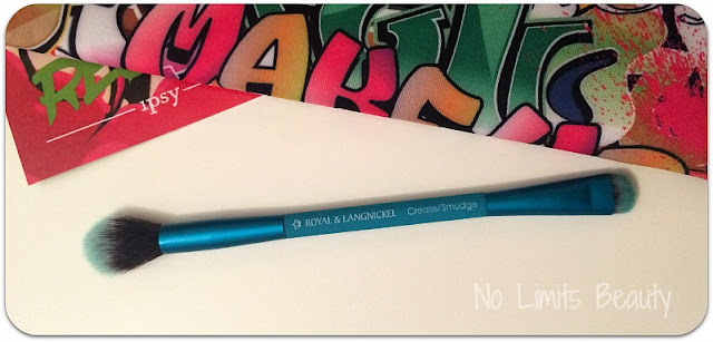 Ipsy Junio 2016 - Royal & Langnickel Crease and Smudge Brush