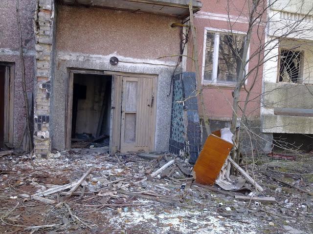 Tschernobyl - Leben am Rande der Todeszone Ukraine