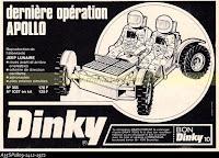 Publicités Dinky Toys 1972