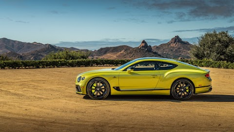 Pikes Peak Continental GT Limited Edition
