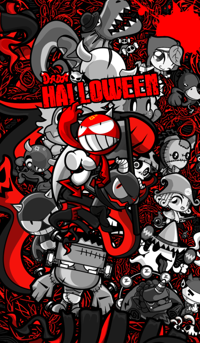 DADA : Hello Halloween (Version 2)