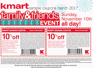 Kmart coupons march