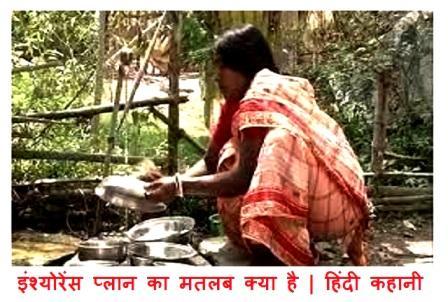 इंश्योरेंस प्लान का मतलब क्या है   हिंदी कहानी