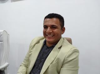 Tiago solicita construção de campo de futebol no bairro Mutirão