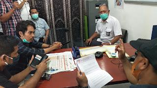 BWS NT1 Digedor Massa Aksi, Minta Penetapan Pemenang Belasan Paket Oleh  BP2JK Dibatalkan