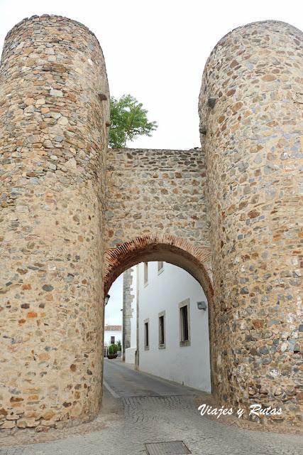 Puerta de Alconchel, Olivenza