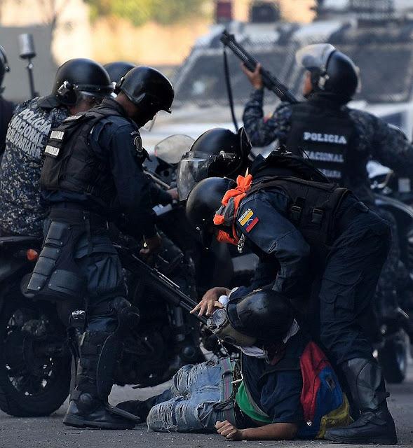 As execucõns extrajudiciais do governo matam mais que o Covid