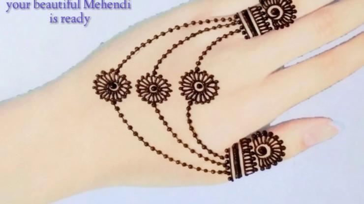 Easy-Mehndi-Design-Jewellery-Pattern