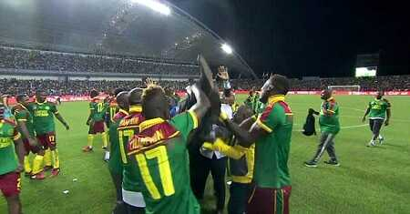Cameroon Dazzles Past Egypt to Emerge AFCON Winners