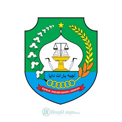 Kabupaten Aceh Barat Daya Logo Vector