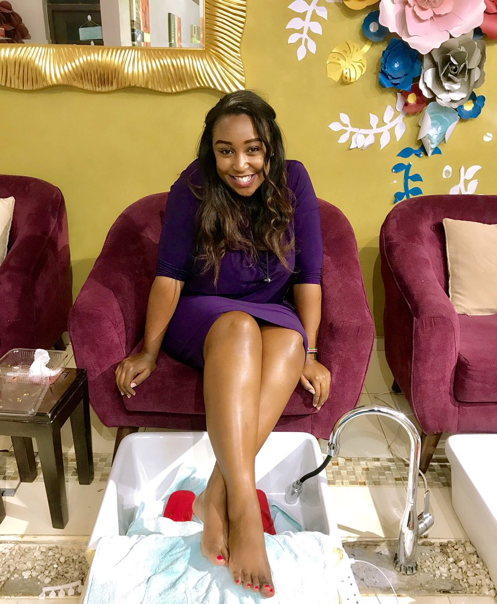 Okari's Baby Mama Betty Kyallo Caught Red Handed Lying About Her Age