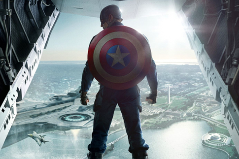 Captain America The Winter Soldier trailer e poster italiano