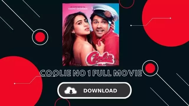 Coolie No 1 Full Movie download Filmywap 2020