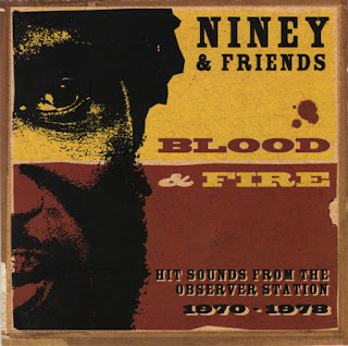 Niney and Friends, Blood and Fire, Hit Sounds from the Observer Station 1970–1978