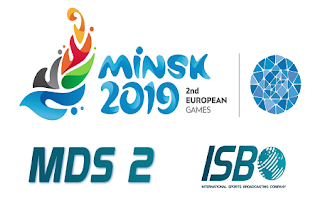 Minsk European Games Eutelsat 7A/7B Biss Key 13 June 2019