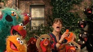 Feist sings 1 2 3 4 with sesame street characters. Sesame Street The Best of Elmo 2