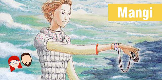 Usamaru Furuya, muzyka marie, recenzja mangi, hanami