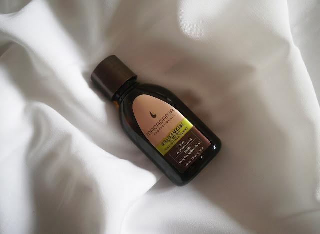 Macadamia Professional olejek do włosów