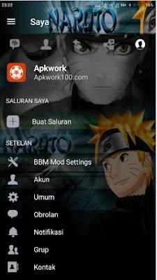 Bbm Mod Pain Naruto
