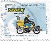 Selo Remessas Expressas - Sedex