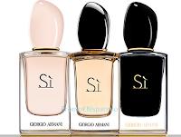 Immagine Omaggio fragranza SI, Vanity Fair gratis e vinci Shopping Experience Armani