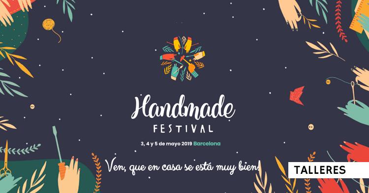 Upcycling en el Handmade Festival