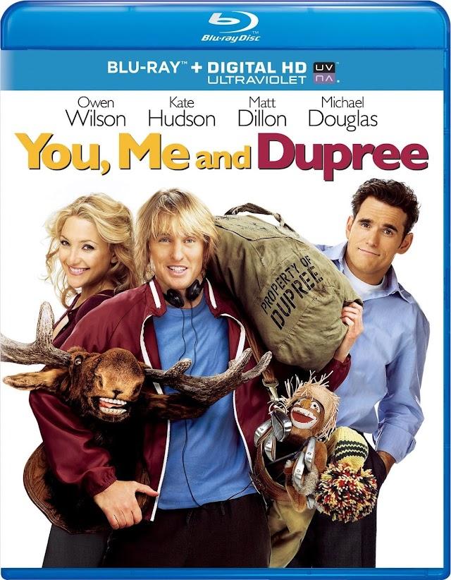 You Me And Dupree 2006 x264 720p Esub BluRay Dual Audio English Hindi THE GOPI SAHI
