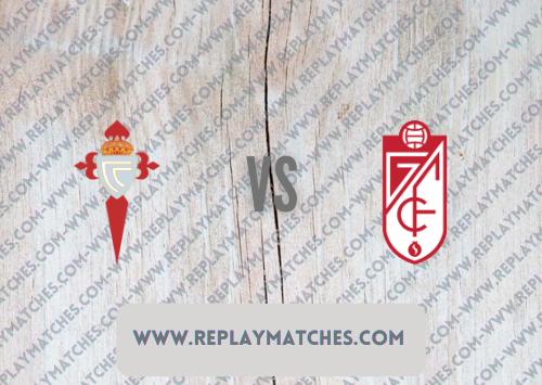 Celta Vigo vs Granada Highlights 27 September 2021