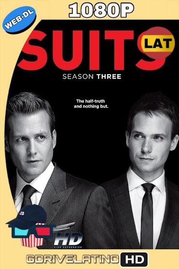Suits Temporada 03 NF WEB-DL 1080p Latino-Ingles MKV