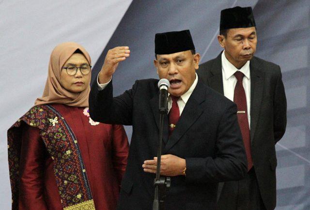 Kaleidoskop 2019: Pernah Langgar Kode Etik, Firli Malah Jadi Ketua KPK