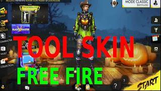 Tool Skin FF