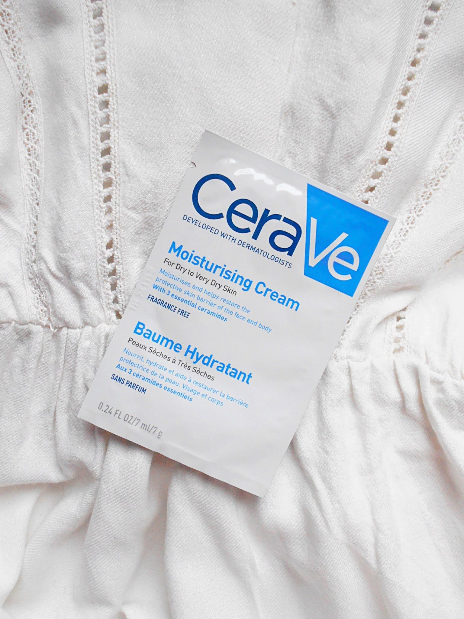 CeraVe hydratačný krém recenzia