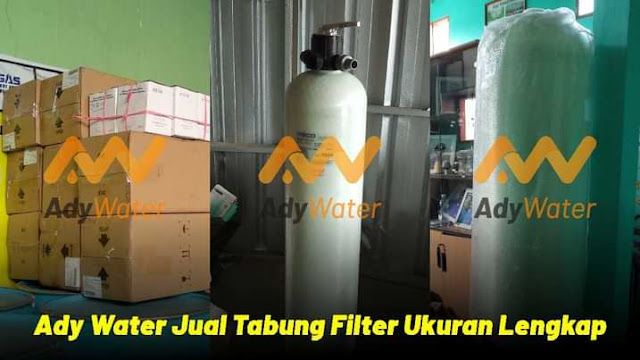 harga tabung filter air FRP 1054