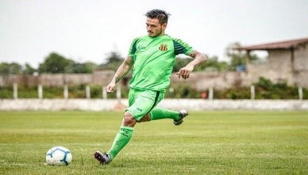 Oficial: Sampaio Correa, rescinde contrato Joaozinho