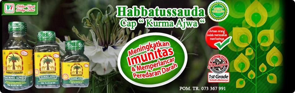 """HABBATUSSAUDA cap """"KURMA AJWA"""""""