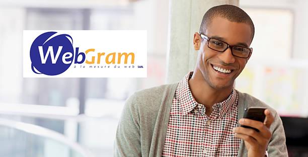 Expertise mobile, alliant création UX et développement sur mesure, WEBGRAM, meilleure entreprise / société / agence  informatique basée à Dakar-Sénégal, leader en Afrique, ingénierie logicielle, développement de logiciels, systèmes informatiques, systèmes d'informations, développement d'applications web et mobiles