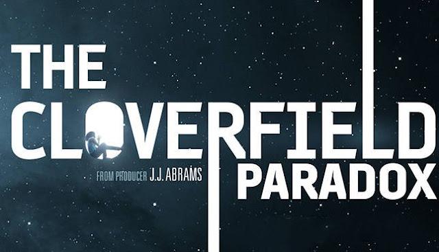 The Cloverfield Paradox J. J. Abrams Netflix