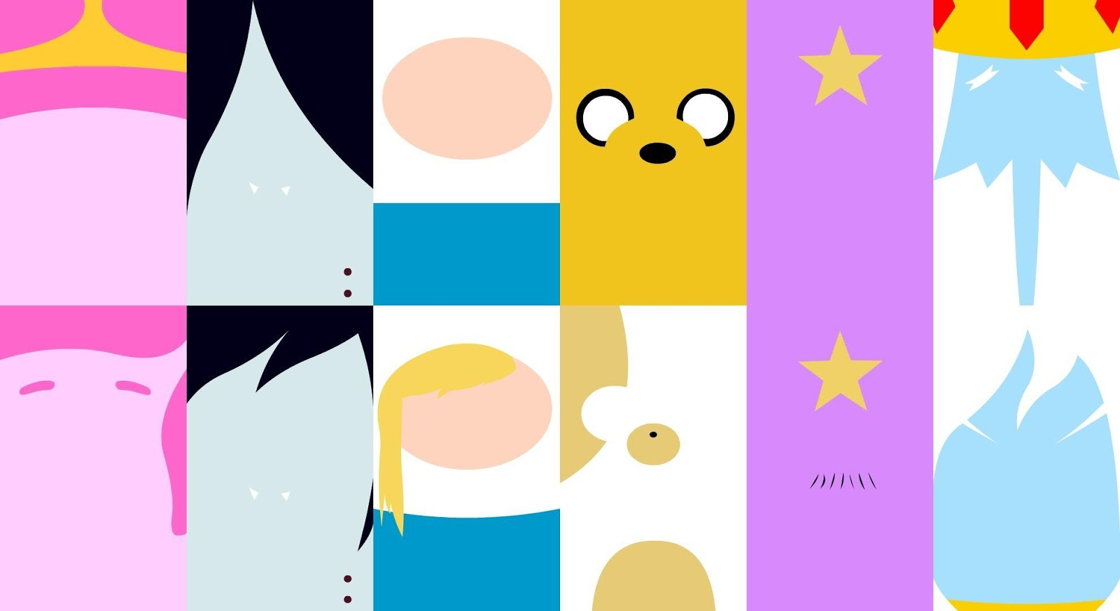Funny : Main Characters Adventure Time Wallpapers