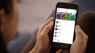 Cara Upload Foto / Video Ke Instagram Story Full Screen