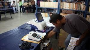 Este viernes se lleva a cabo el proceso de instalación en los centros de votación en el país