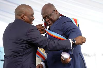 DR CONGO KUWA NA SERIKALI YA PAMOJA