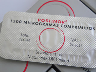Pílula do dia seguinte e o ciclo menstrual