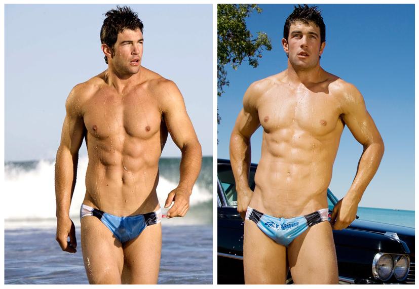 MEN'S BOOKMARK: Australian Men's Underwear & Swimwear
