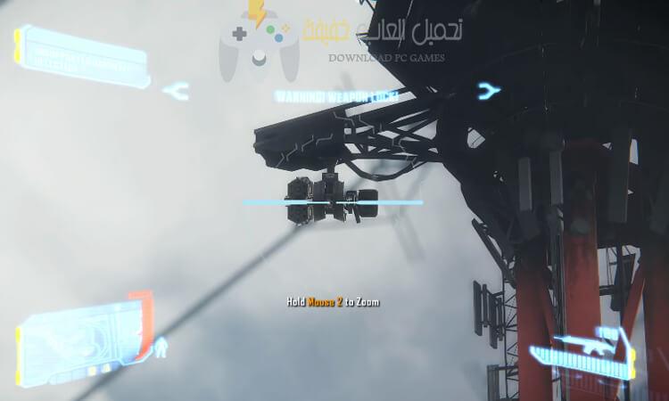 تحميل لعبة Crysis 3 مضغوطة