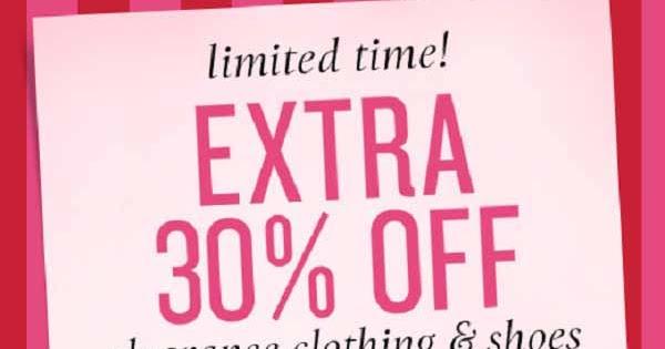 Victoria secret coupon march 2018