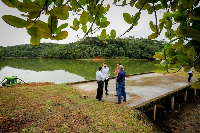 Gustavo Gouveia visita barragem de Bicopeba junto à Comissão Especial das Barragens de Pernambuco