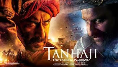 Tanhaji: The Unsung Warrior Ajay Devgn Looks