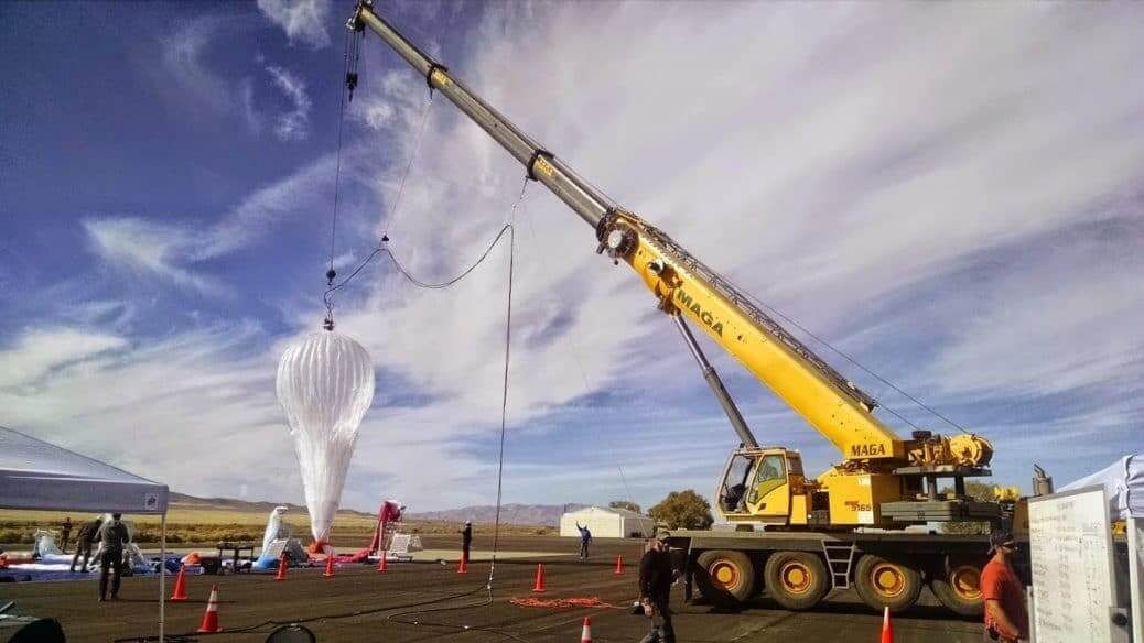 Free Internet From Google Balloons